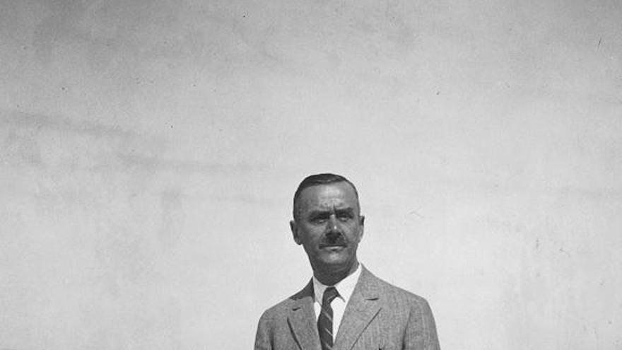 Thomas Mann en Mallorca