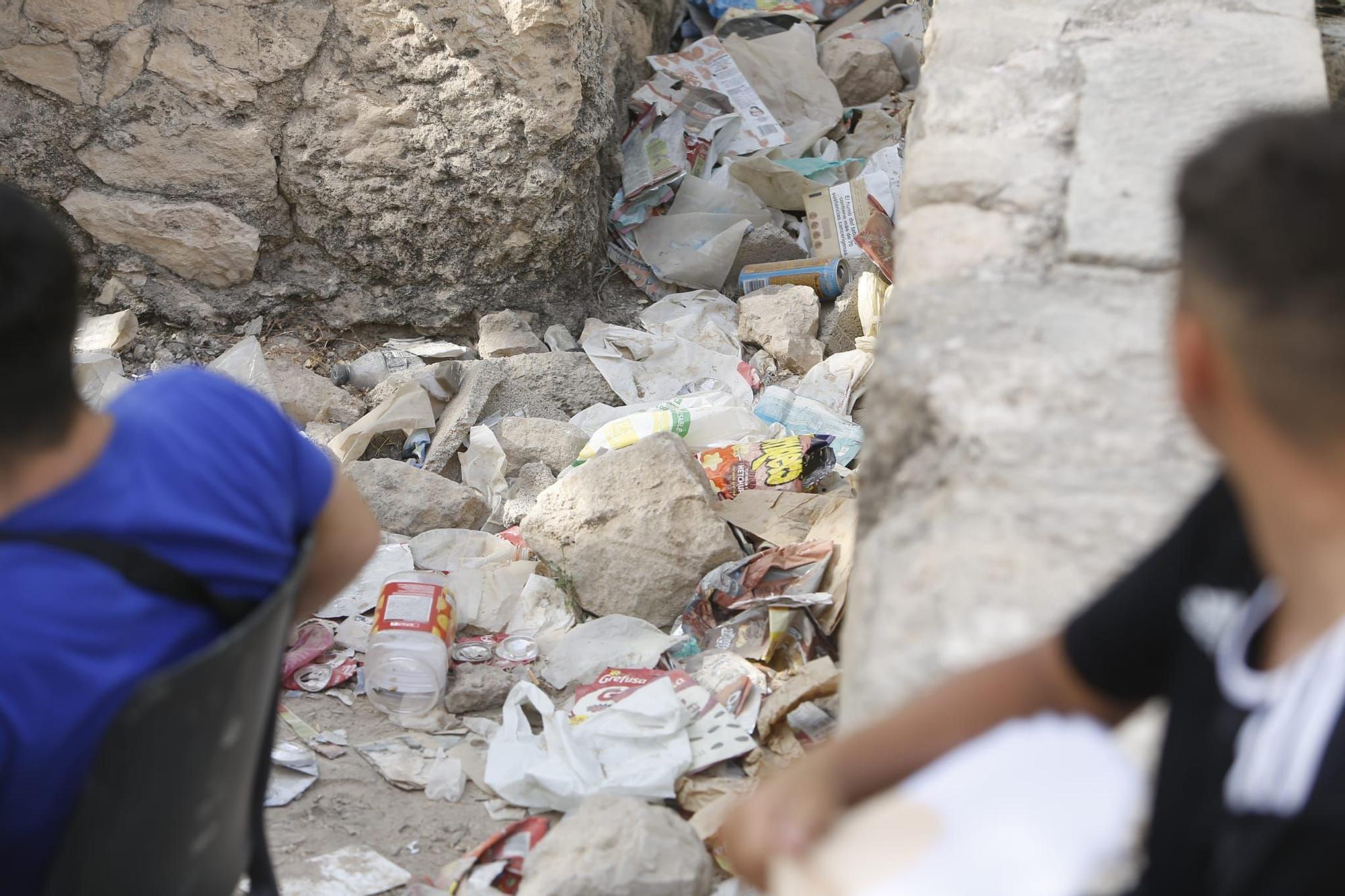 El Ayuntamiento impulsa la recuperación de la villa romana de Miriam Blasco