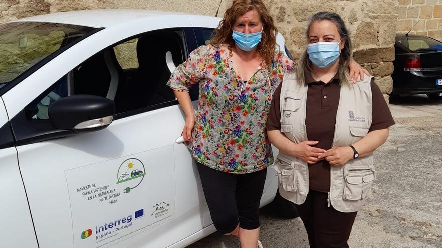 Turismo en coche eléctrico por Los Arribes del Duero