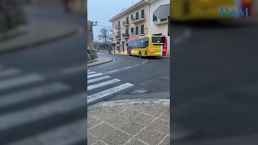 Los cambios en las conexiones de bus indignan a Santanyí