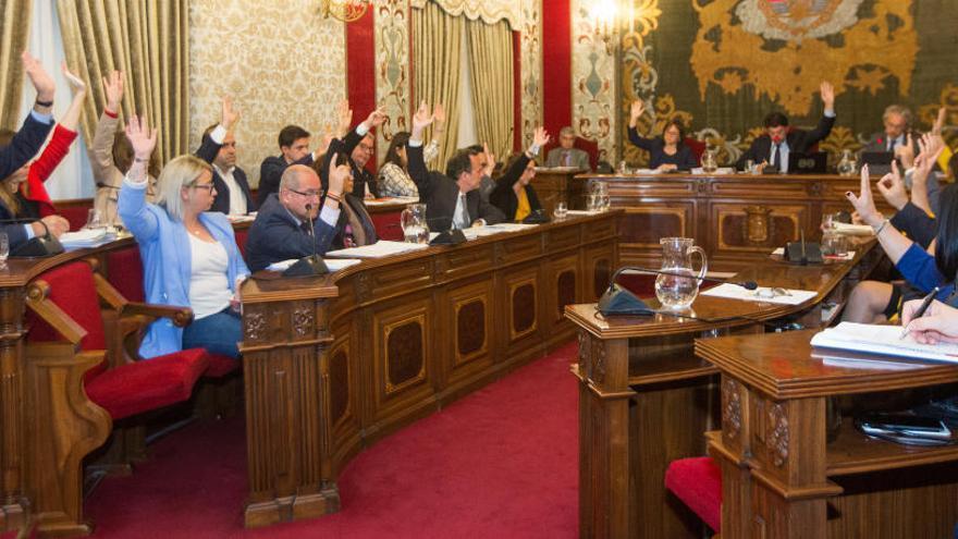 """El PP pide """"responsabilidad"""" en la aprobación definitiva del presupuesto el martes"""