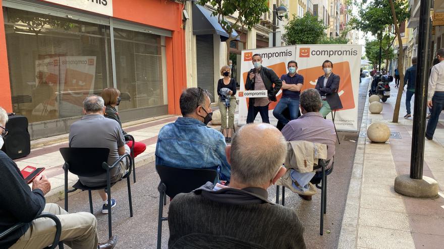 """Compromís exige la construcción """"urgente"""" del nuevo conservatorio de Castelló"""