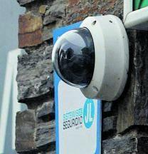 La criminalidad baja en O Salnés mientras los negocios de alarmas siguen al alza.