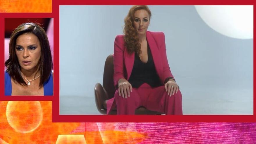 """Las palabras más duras de Olga Moreno a Rocío Carrasco en su programa especial: """"No te lo voy a consentir"""""""