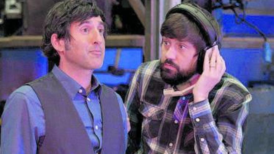 «Fake night» reimagina a TV3 el concepte tradicional d'entrevista