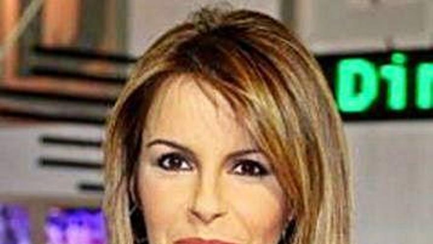 La periodista Pilar García Muñiz acompañará a Carlos Herrera en la Cadena Cope