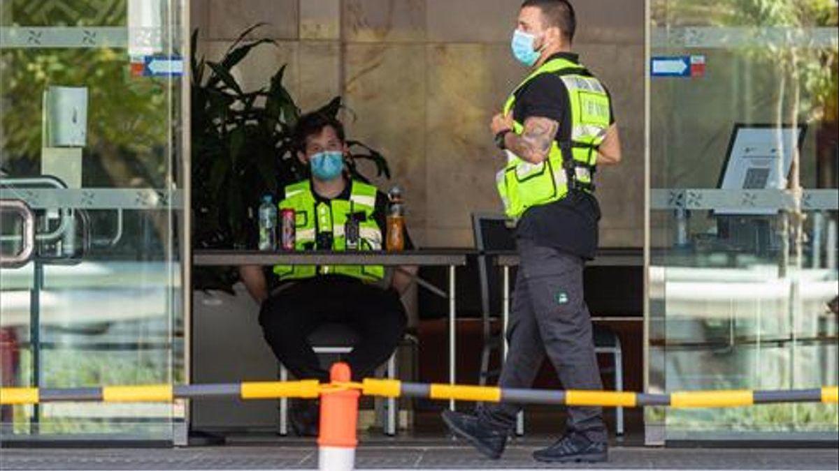Australia confina cinco días la ciudad de Perth por un solo caso de covid