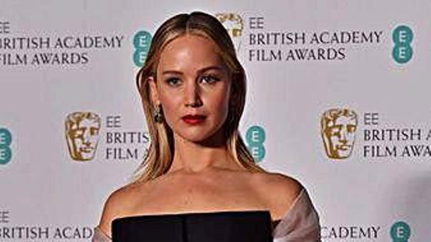 La actriz Jennifer Lawrence contrae matrimonio hoy con Cooke Maroney