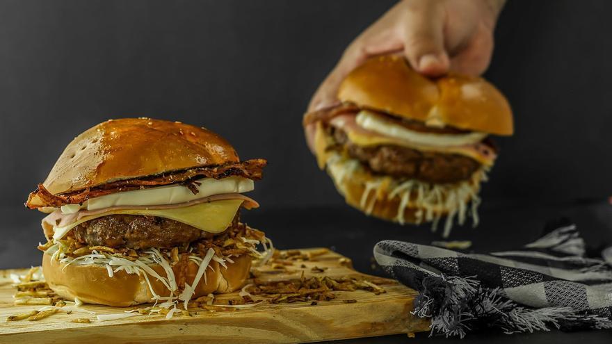 La hamburguesa que sí puedes comer si estás a dieta y que te ayudará a perder peso
