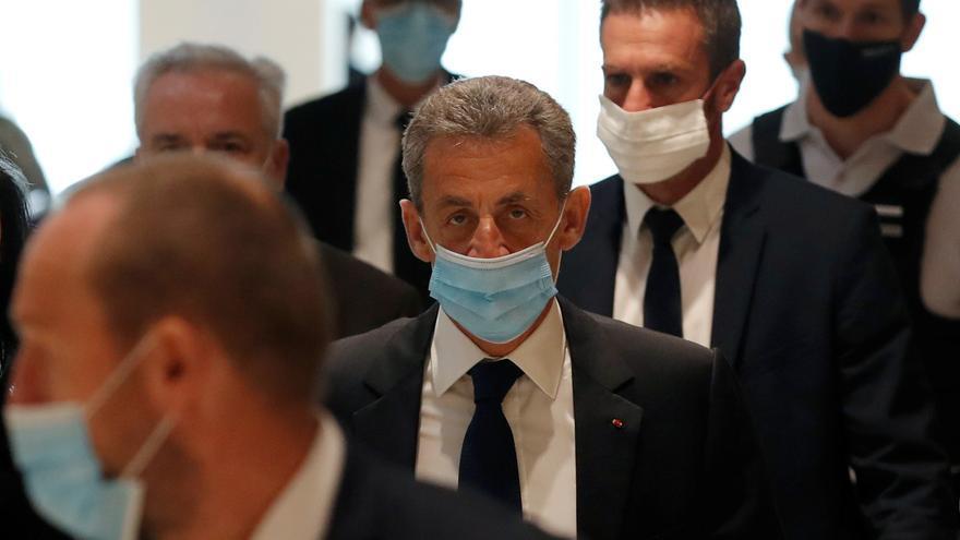 Aplazado por dos casos de coronavirus el juicio a Sarkozy por presunta financiación ilegal de su campaña
