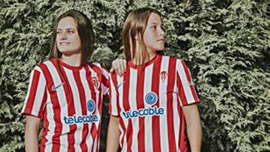 Telecable, nuevo patrocinador del Sporting femenino