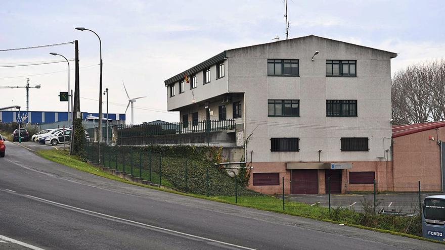 Acuerdo para construir el nuevo cuartel de la Policía Local junto al de la Guardia Civil