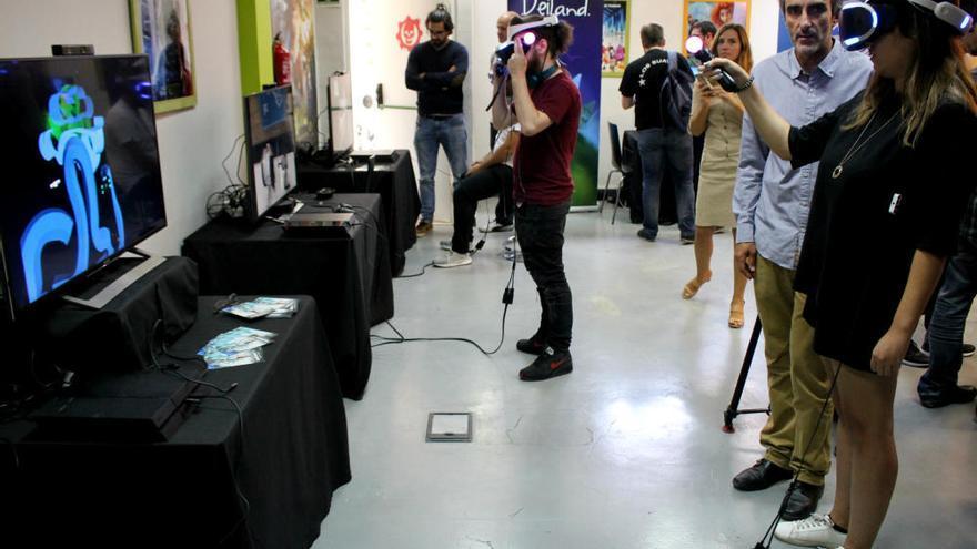 PlayStation presenta en València su cantera de estudios de realidad virtual