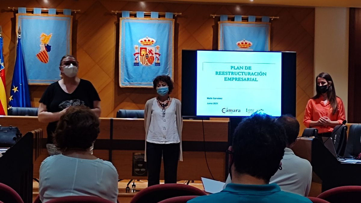 16 empresas participan en el programa de apoyo al tejido económico de Burriana