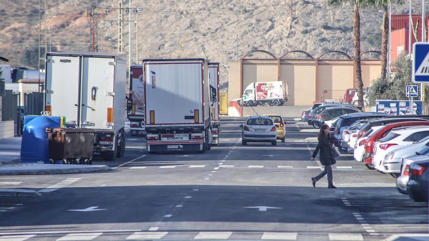 Orihuela saca a licitación las obras de mejora del polígono Puente Alto