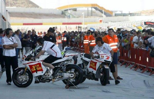 Las motos vuelven a rugir en Motorland