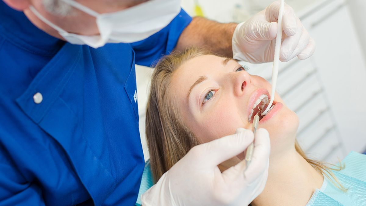 Los servicios como las limpiezas dentales han aumentado.