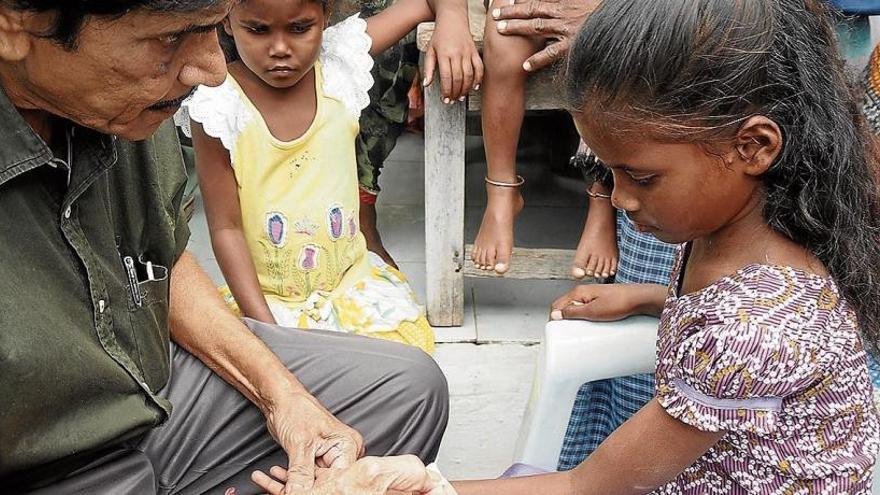 Fontilles alerta de que la caiguda de casos de lepra és per la falta de detecció
