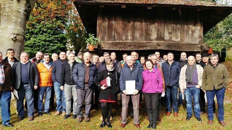 """Impulsan los premios """"Valle del Navia"""", una propuesta para unir Asturias y Galicia"""