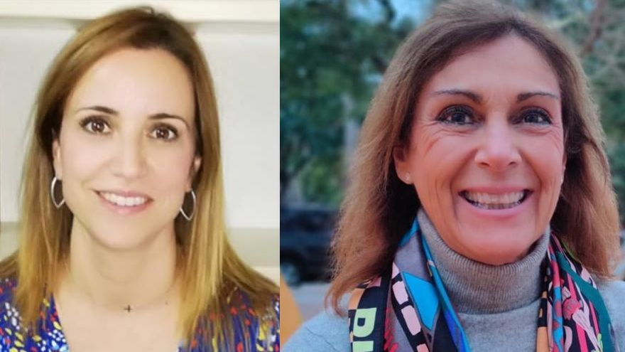 Isabel Ayala y María del Carmen Riobó completan la renovación de la cúpula de Salud