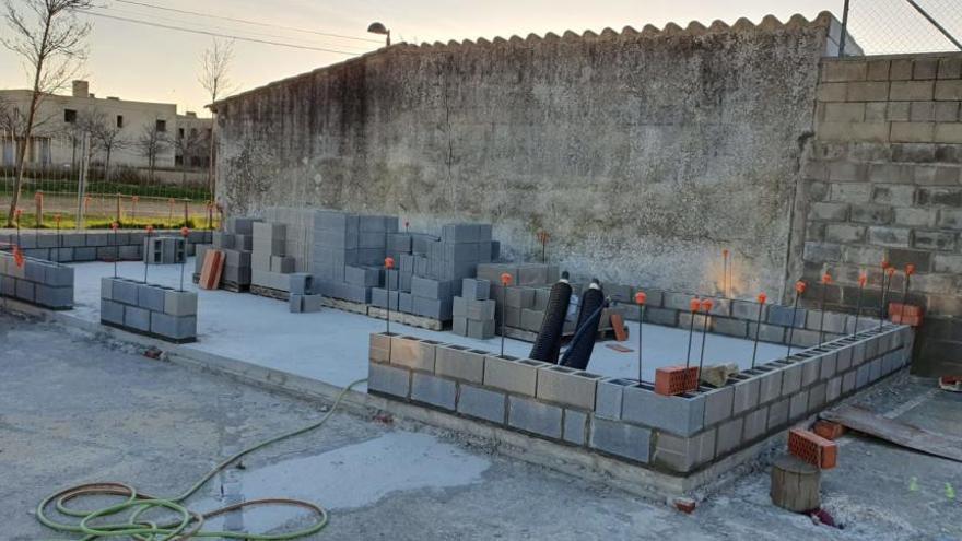 Figueres inicia les obres d'instal·lació d'una caldera de biomassa a l'Anicet de Pagès