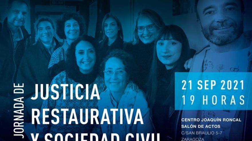 VI Jornada de justicia restaurativa y sociedad civil