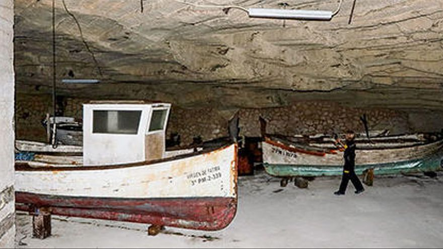 Mehr als alte Kähne und Netze in Mallorcas Seefahrtsmuseum