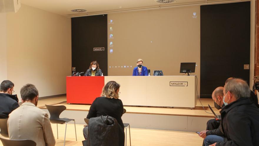 Castelló no descarta al 100% que la 'internet profunda' desvele datos