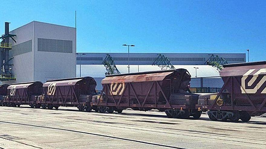 Les mines de Súria tindran l'any que ve una locomotora híbrida