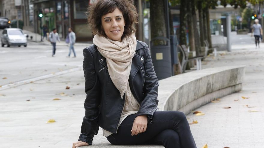 El BNG recluta a la exdiputada de En Marea Alexandra Fernández