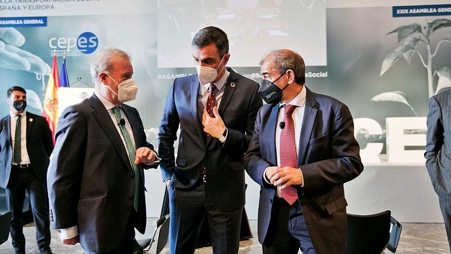 """Pedro Sánchez: """"La Economía Social tendrá un papel clave y decisivo en el Plan de Recuperación, Transformación y Resiliencia"""""""