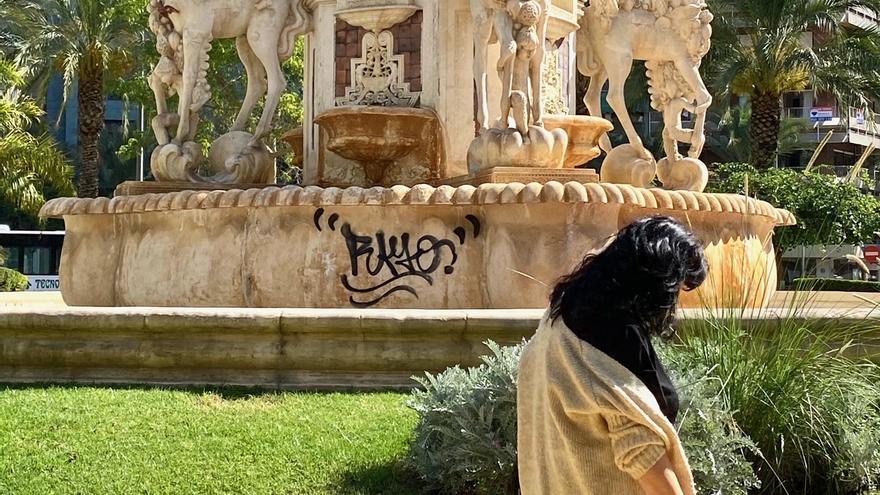 Vandalismo en Luceros
