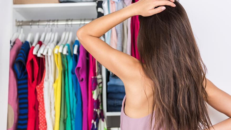 Cinco consejos para hacer un cambio de armario perfecto