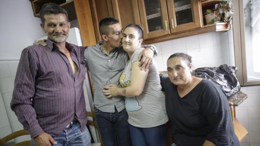 El preso dado por muerto en la cárcel de Asturias reclama 50.000 euros