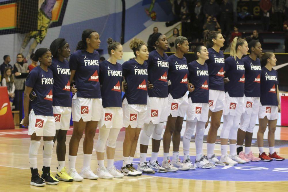 España-Francia en Zamora.