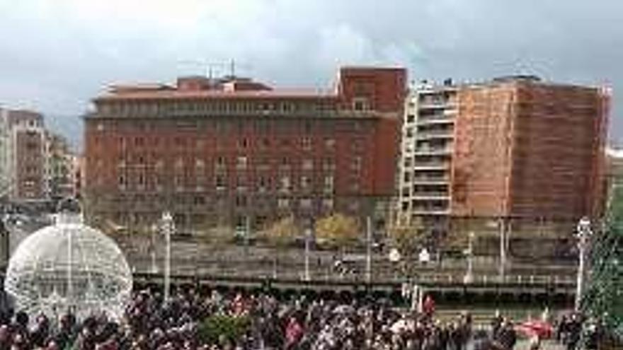 Los pensionistas de Bilbao llegan a las cien concentraciones