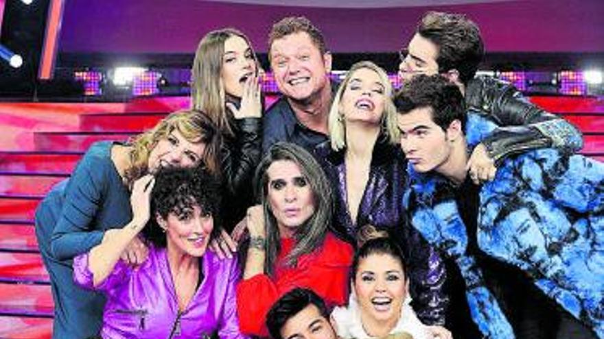 Antena 3 recupera esta noche el concurso 'Tu cara me suena', paralizado por la pandemia
