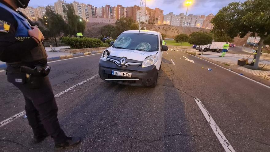 La Policía apunta a imprudencia de los peatones en el atropello mortal de Las Ramblas