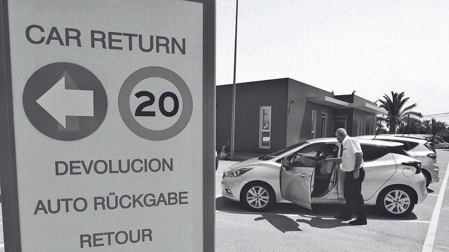 El impacto del covid en el rent-a-car duplica la exportación de vehículos desde Alicante