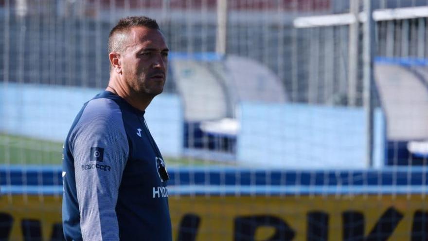 Jordi Roger: «El equipo está preparado, hay que estar tranquilos»