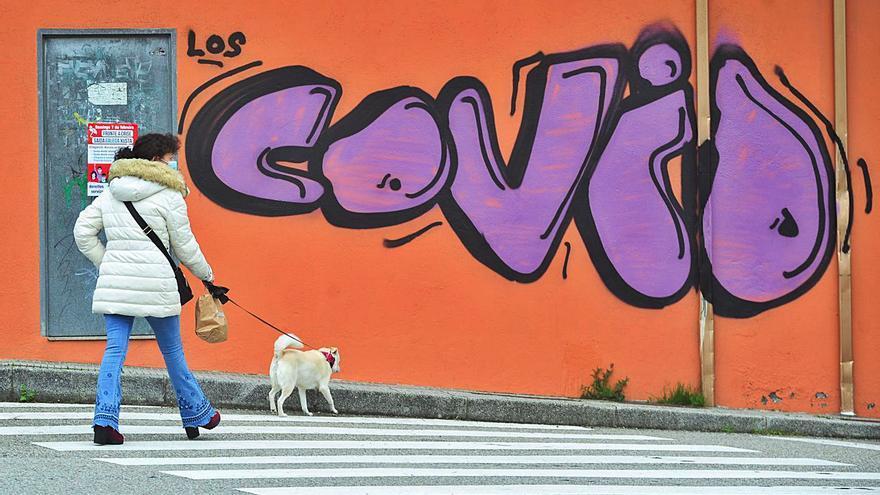 Cambados lidera los contagios y registra más que Vilagarcía en la última semana