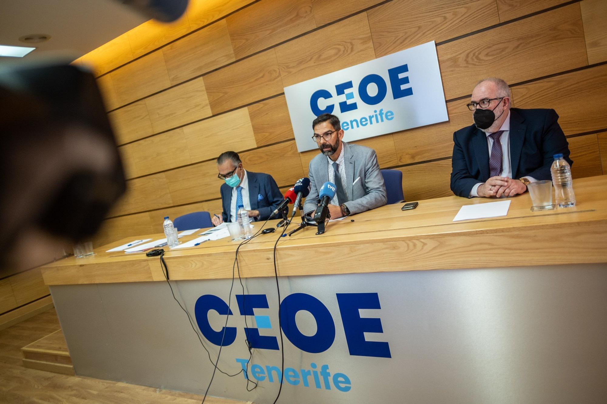 Informe económico CEOE