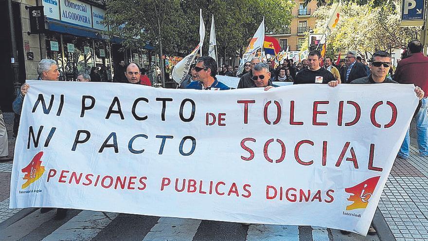 El 1 de Mayo en Aragón