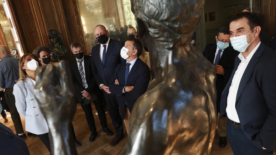 El Parque Viera Clavijo de Santa Cruz se convertirá en sede mundial del Museo Rodin