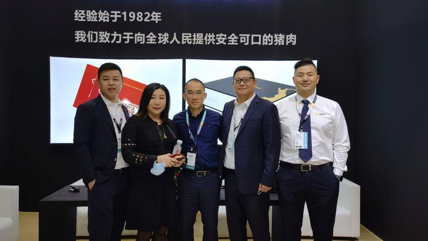 Litera Meat expone su marca en SIAL China 2021