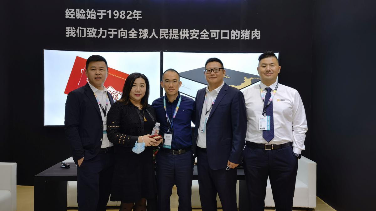 Litera Meat participa en el congreso SIAL China