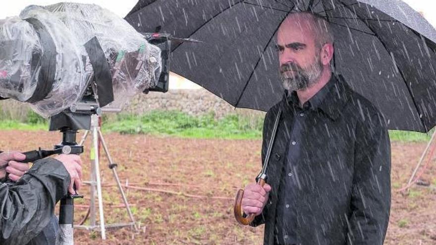 Luis Tosar en un anuncio que rinde homenaje al campo de Baleares
