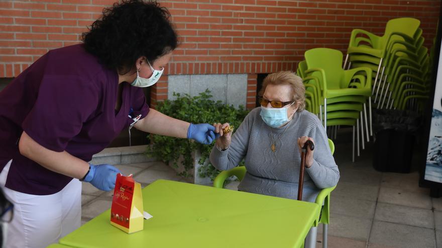 Sanitat realiza cribados en residencias y centros de diversidad funcional en zonas de riesgo
