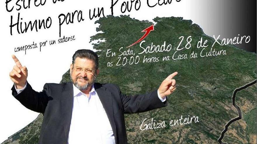 Galicia ten novo himno: ao Povo Ceive