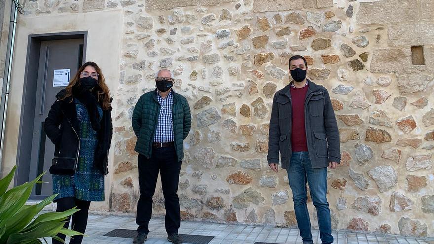 La plaza de toros y la Torre de Rellotge de Ondara, nueva Llonja de la Cultura de la Fundació Baleària